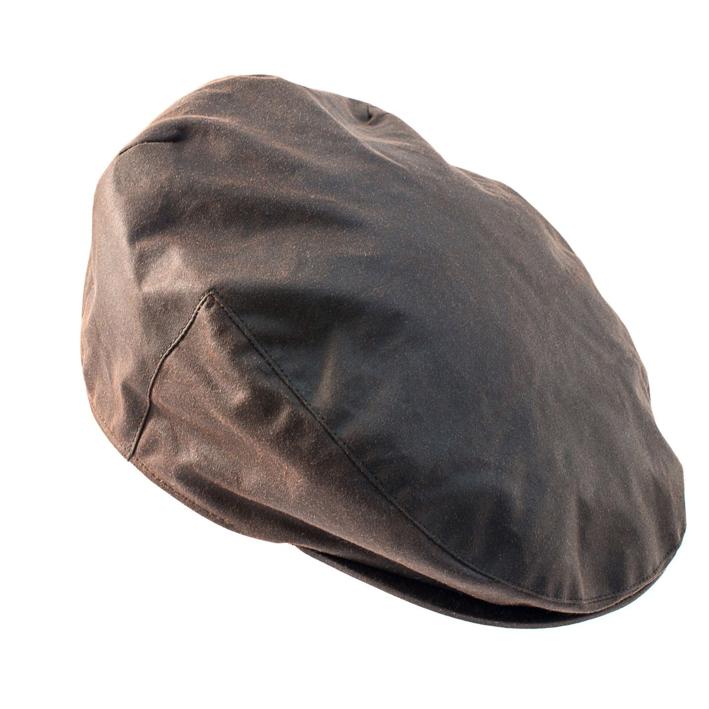 ZH002 Buchanan Wax Flat Cap