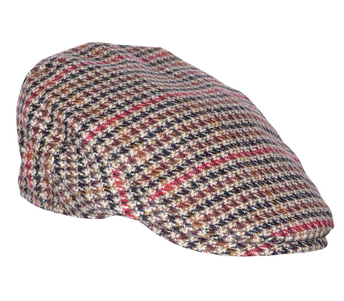 ZH043 Kirby British Wool Tweed Cap