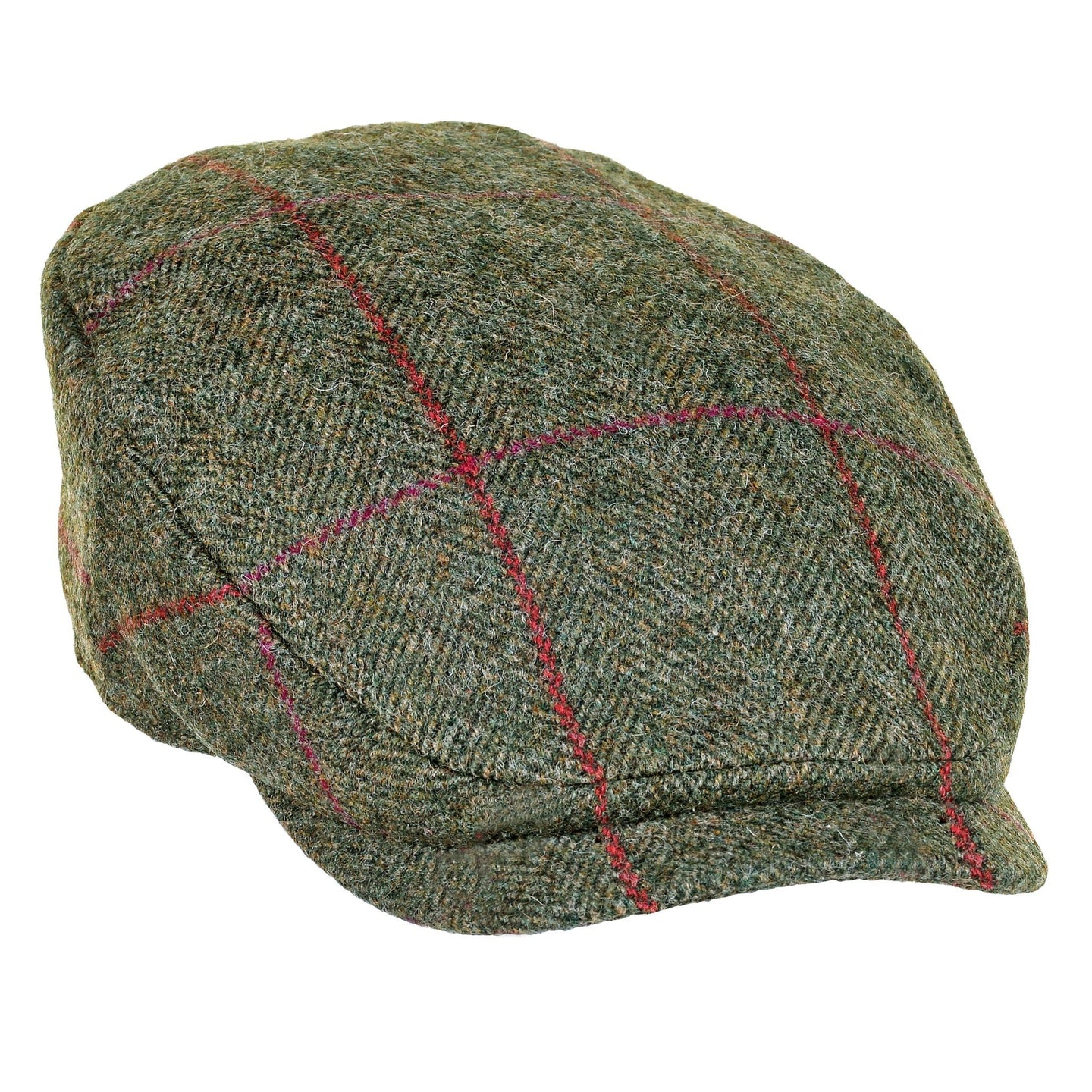 ZH050 Maxwell British Tweed Bond Cap