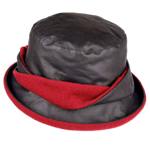 ZH152 Adrienne Wax/Twist Hat