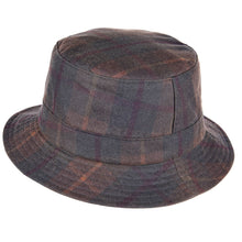 Load image into Gallery viewer, ZH213 Lachlan Tartan Wax Bush Hat