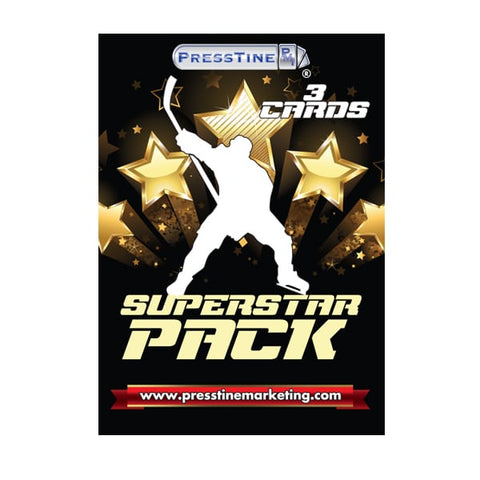 Hockey Cards - PMI 3 Card Superstars Pack