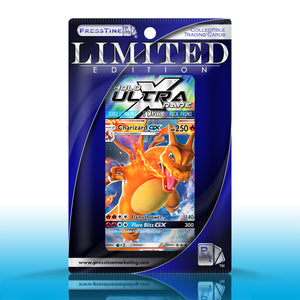 "PMI LIMITED EDITION POKEMON ""CHARIZARD ULTRA"" PACK"