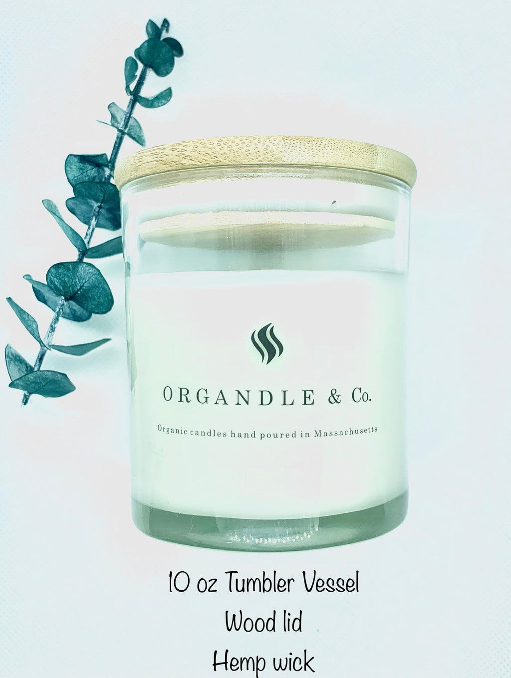 UNSCENTED • 10 oz straight sided jar