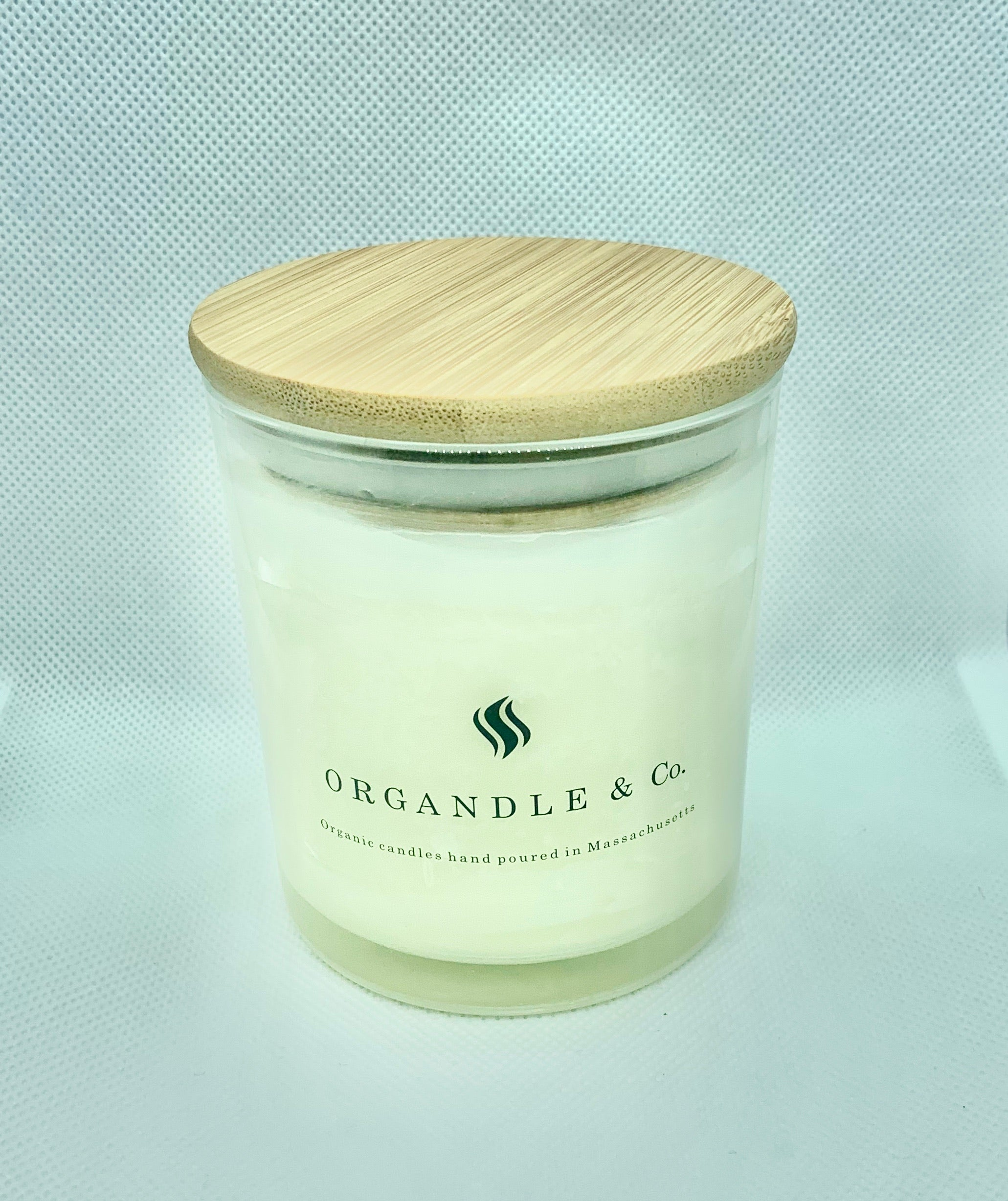 ORANGE essential oil• 10 oz straight sided jar