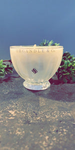 Unscented • 5oz vintage hand selected tea cup