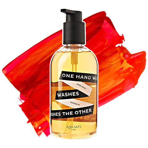 Abhati Suisse | Hand Seife One Hand Washes the Other