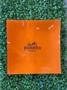 Hermes Decorative Tray
