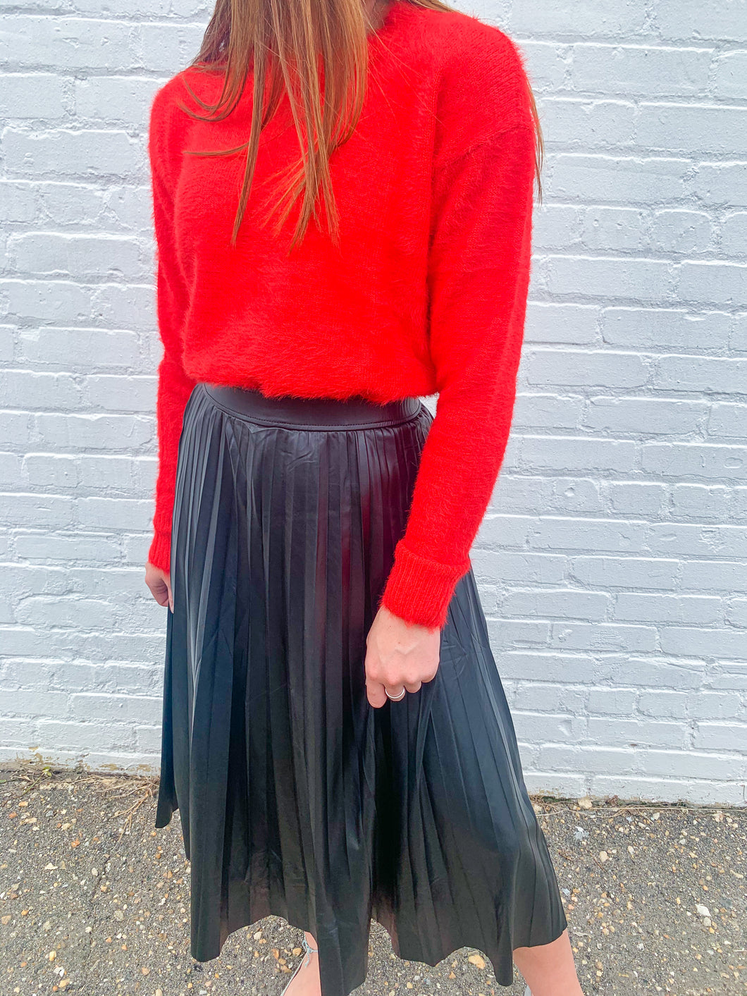 Top Secret Midi Skirt