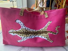 Load image into Gallery viewer, Leopard Tote