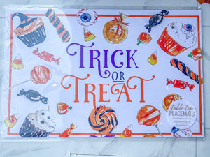 Trick or Treat Placemat