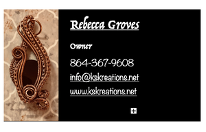 K'sKreations Handcrafted Jewelry