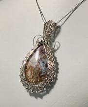 Load image into Gallery viewer, Wire Wrapped Pendant