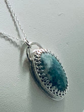 Load image into Gallery viewer, Tree Agate Pendant