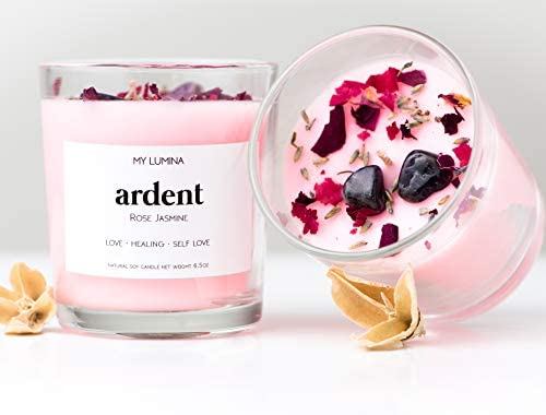 Lumina Ardent Love Pink Candle