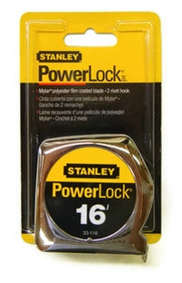 16 ft. Stanley Power Lock Tape Measure 33-116 (ST33-116)