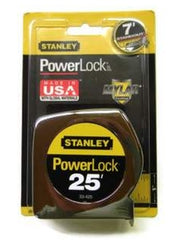 25 Ft. Stanley Power Lock Tape Measure