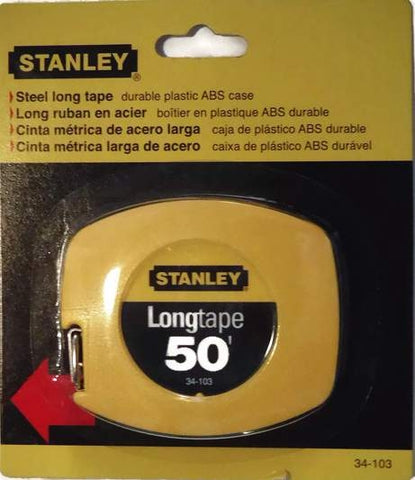 Stanley 34-103 50 ft tape measure