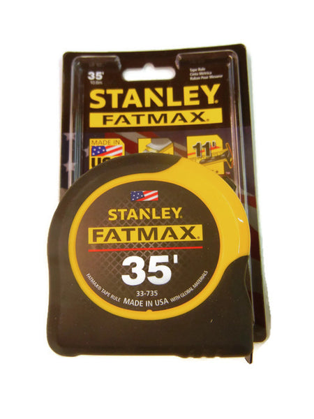 35 ft. Stanley Fat Max Tape Measure 33-735 (ST33-735)