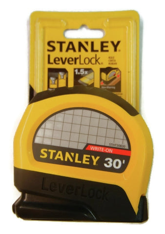 Stanley Lever Lock STHT30830