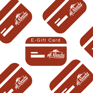Mi Rancho E-Gift Card
