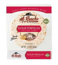 Load image into Gallery viewer, Mama's Simply Authentic Fajita Flour Tortillas- 6 Packs