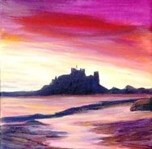 Load image into Gallery viewer, (Zg) Bamburgh Castle