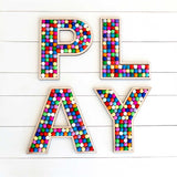 PLAY Letters