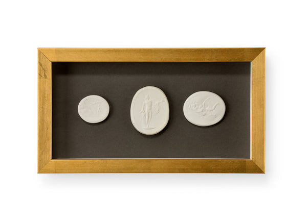 Small Intaglio Shadowbox II