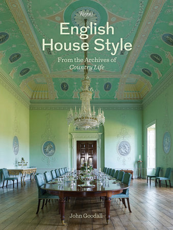 English House Style: from the Archives of Country Life Interiors