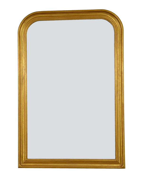 Gold Louis Philippe Wall Mirror