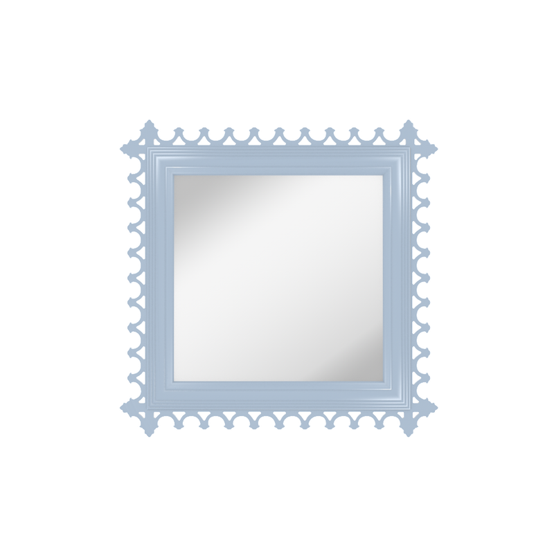 Averill Mirror Square