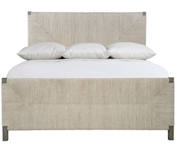 Alannis Woven Panel Bed