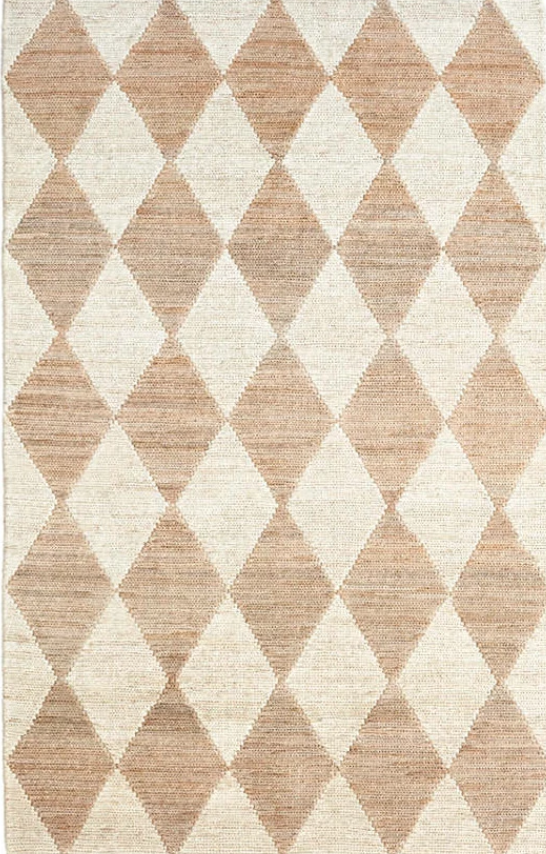 Quincy Natural Woven Jute Rug
