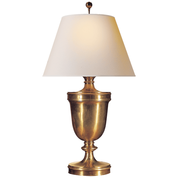 Classic Urn Form Large Table Lamp