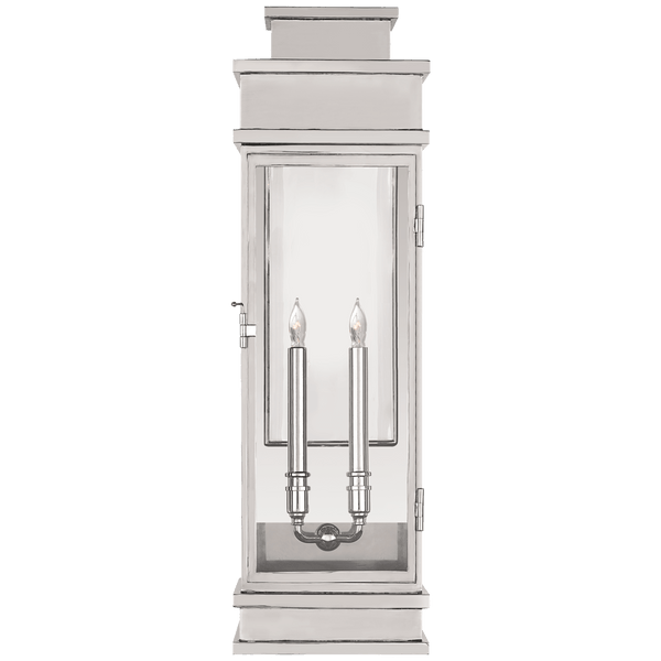 Linear Large Wall Lantern
