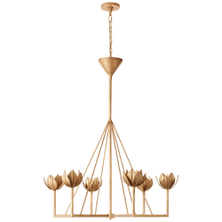 Alberto Large Single Tier Chandelier