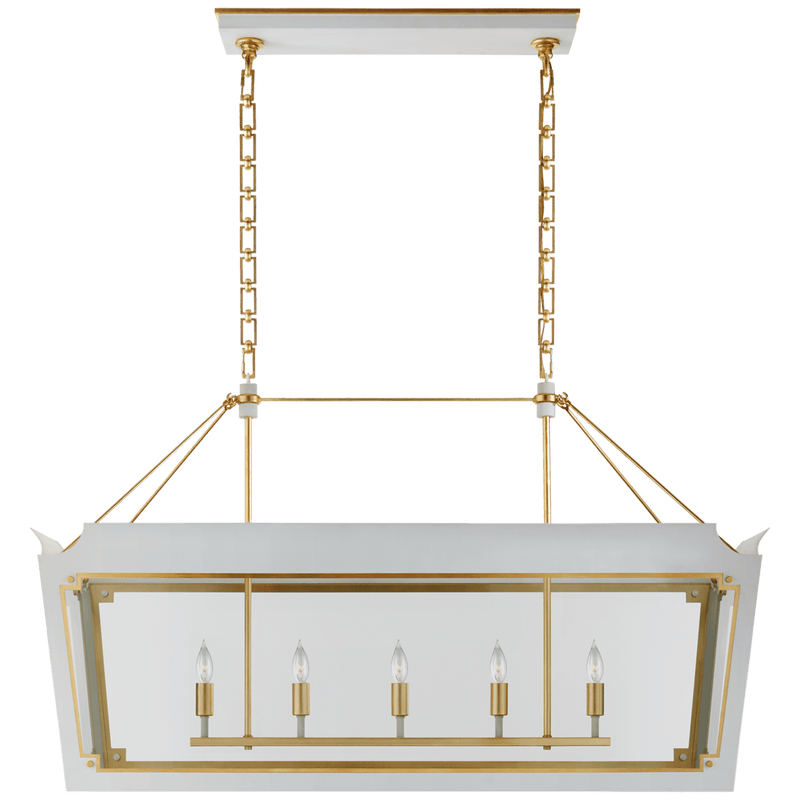 Caddo Medium Linear Lantern