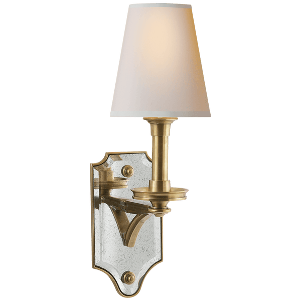 Verona Mirrored Sconce