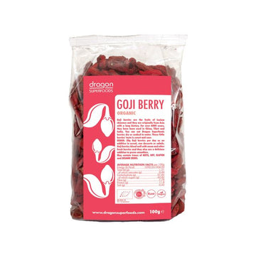 Bio Goji Beeren »dragon Superfoods«