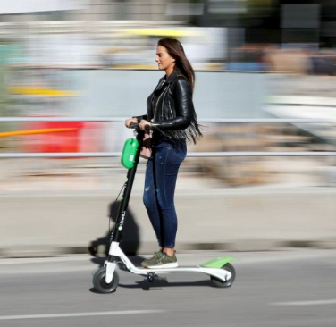Would you rather share or own an electric scooter?