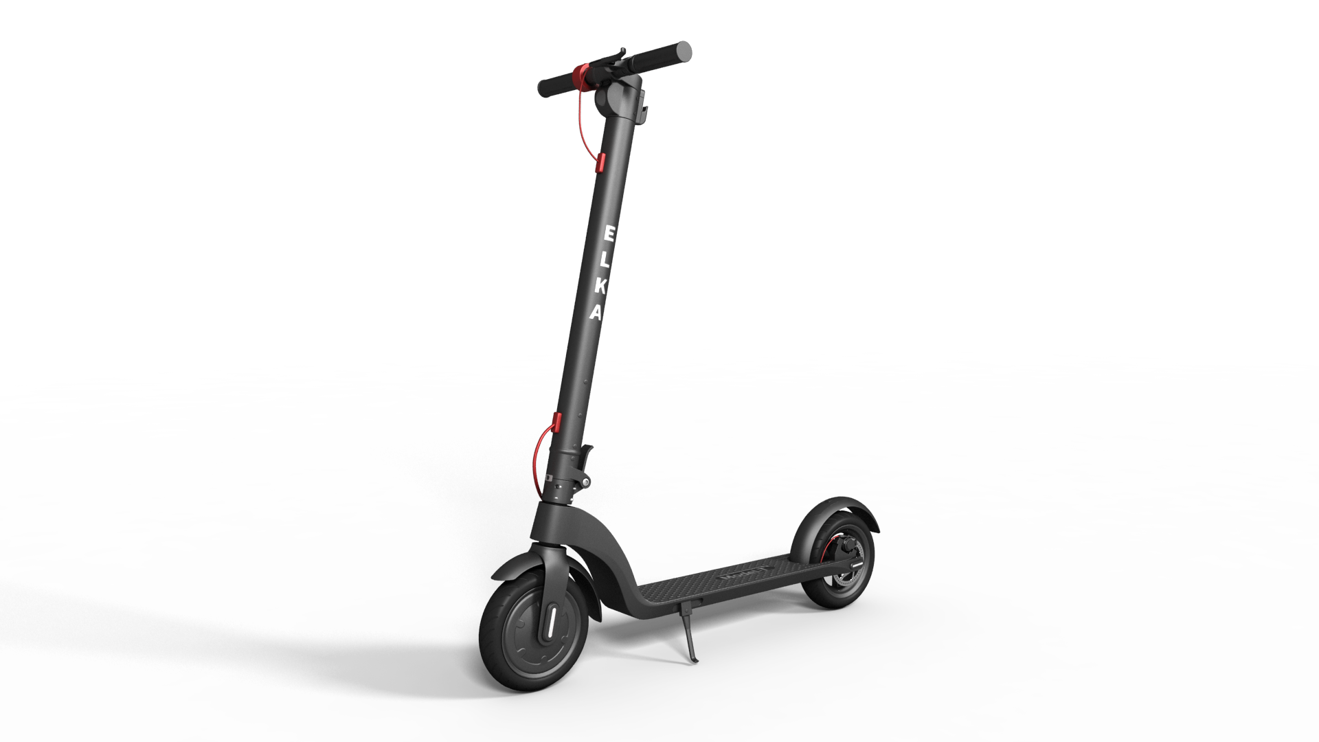 Model-T Electric Scooter