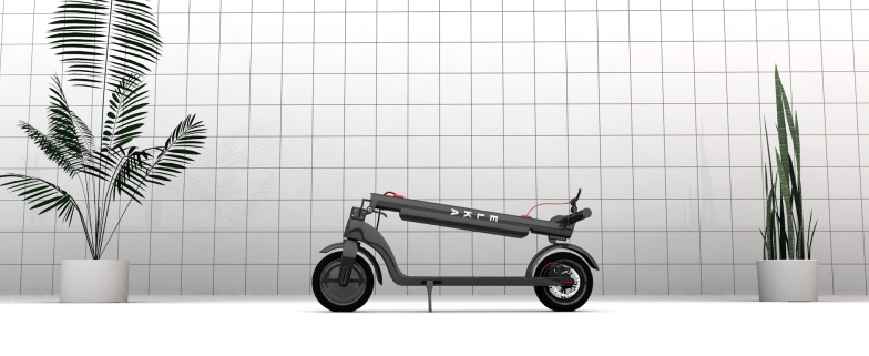 The Model-T Pro Electric Scooter