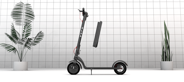 Model-T Pro Electric Scooter 12.8aH Super Removable Battery (Deposit)