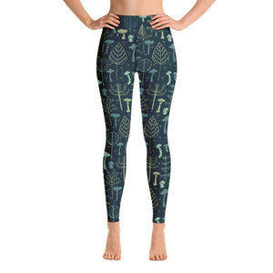Magic Forest Yoga Pants - XS
