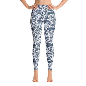 Undersea Yoga Pants - XS