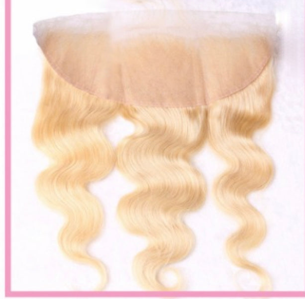 BLONDE BOMBSHELL FRONTALS (613)