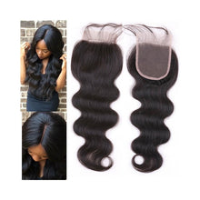 Load image into Gallery viewer, MIRACLE VIRGIN HAIR CLOSURES