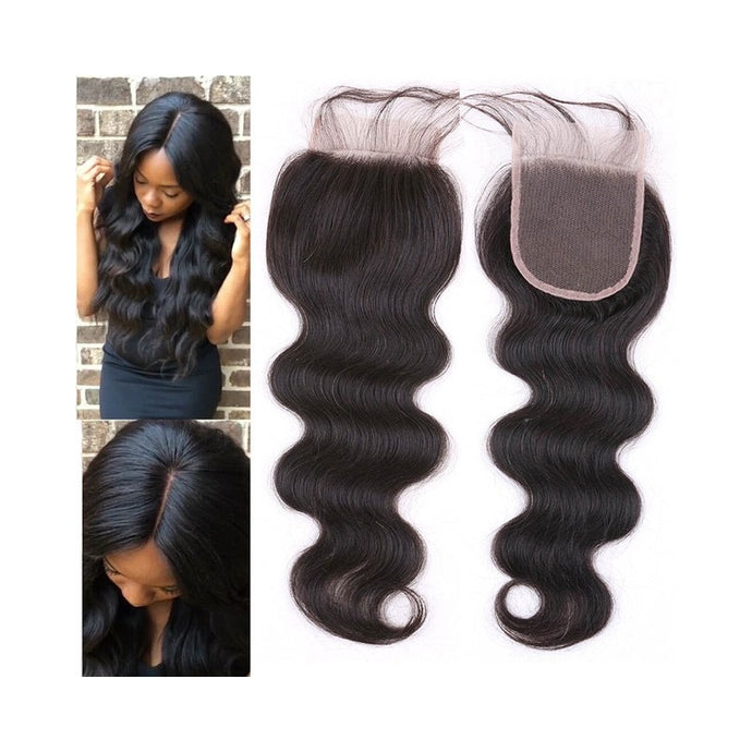 MIRACLE VIRGIN HAIR CLOSURES