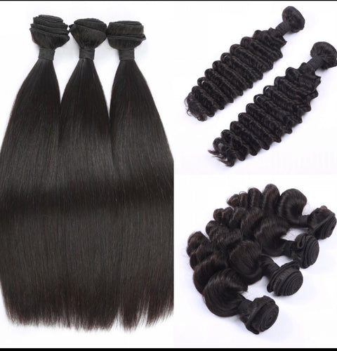 MIRACLE VIRGIN HAIR BUNDLES